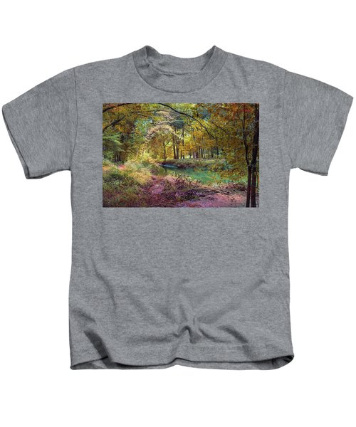 My World Of Color Kids T-Shirt