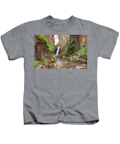 Mystery Falls Kids T-Shirt