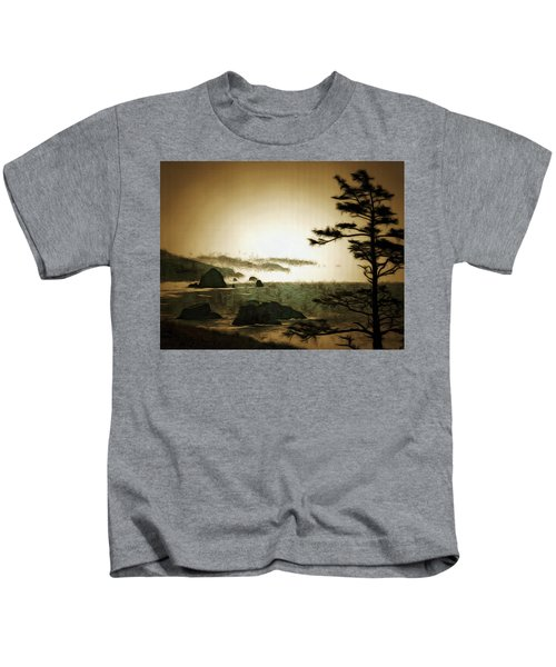 Mystic Landscapes Kids T-Shirt