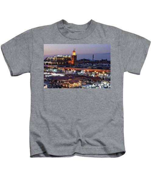 Mystical Marrakech Kids T-Shirt