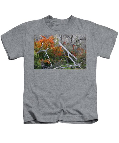 Mystical Woodland Kids T-Shirt