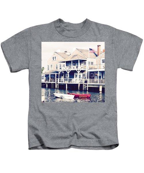Nantucket Days Kids T-Shirt