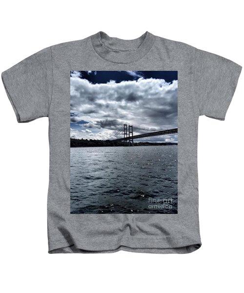 Narrows Bridge Kids T-Shirt