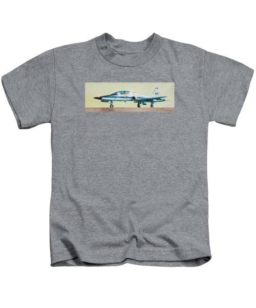 Nasa T-38 Talon Kids T-Shirt