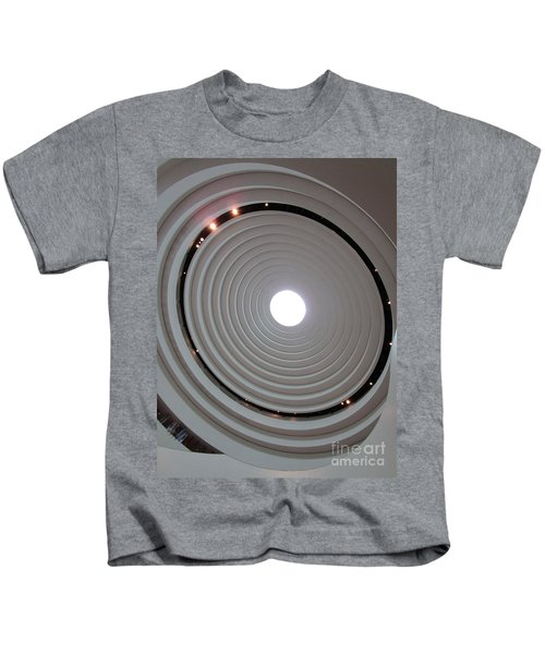 National Museum Of The American Indian 2 Kids T-Shirt by Randall Weidner