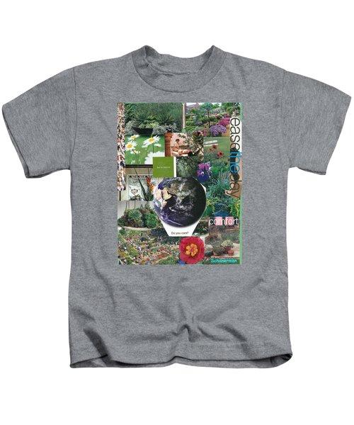Nature Power Kids T-Shirt