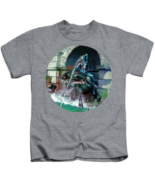 Neptune Nymph 2 Kids T-Shirt