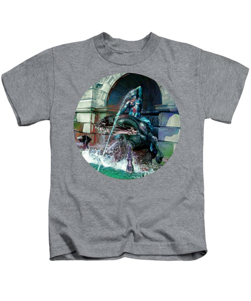 Neptune Nymph 2 Kids T-Shirt