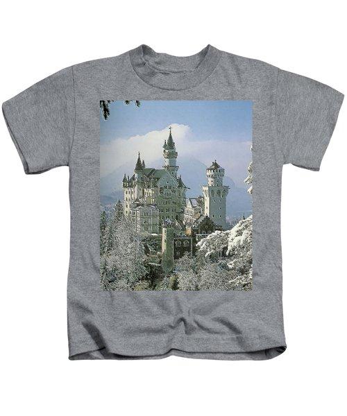 Neuschwanstein  Kids T-Shirt