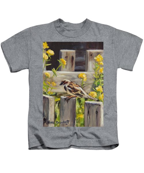 Nevada City Garden Kids T-Shirt
