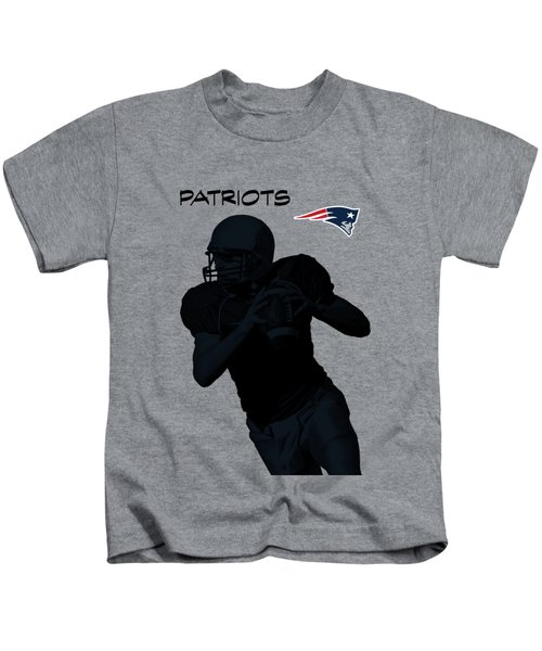 New England Patriots Football Kids T-Shirt