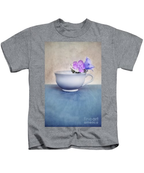 New Life For An Old Coffee Cup Kids T-Shirt