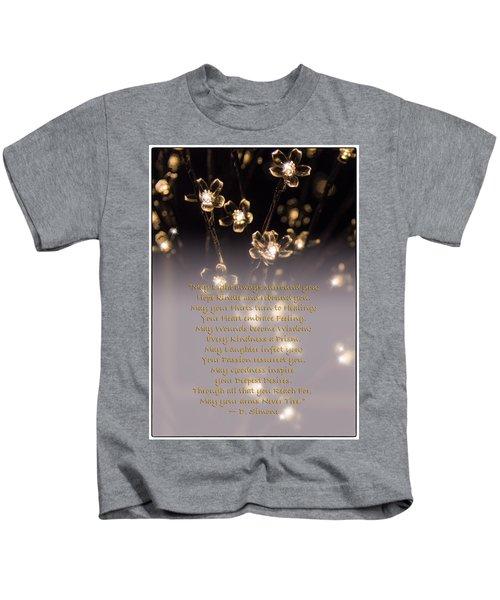 May Light Surround You Kids T-Shirt