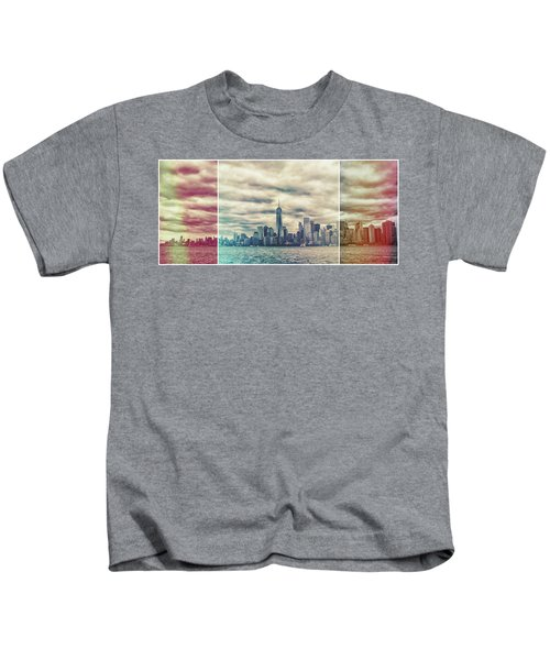 New York Lightleak Kids T-Shirt