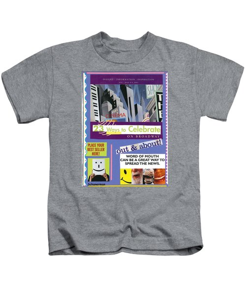 New York State Of Mind Kids T-Shirt
