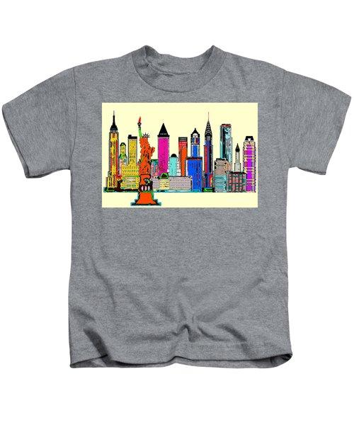 New York - The Big City Kids T-Shirt