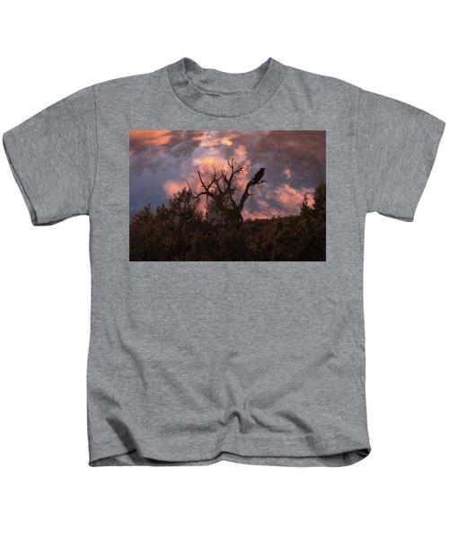 Night Of The Raven Kids T-Shirt