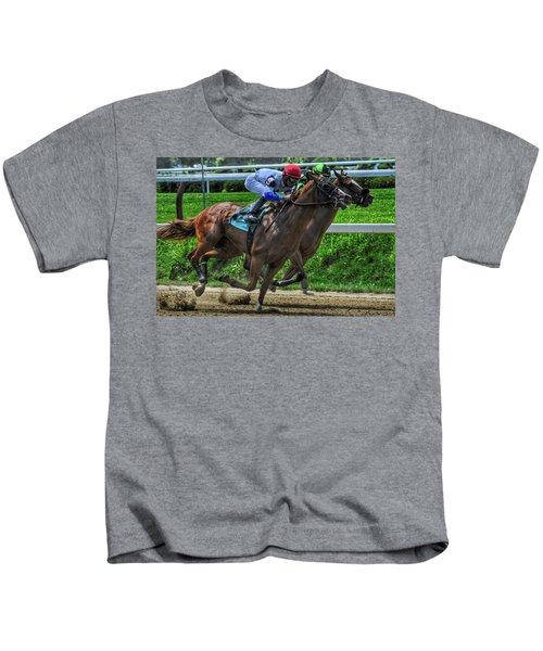 Nine Gaining Kids T-Shirt