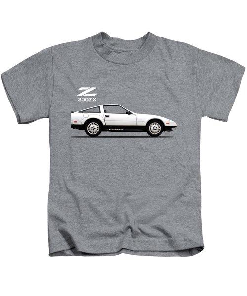 Nissan 300zx 1984 Kids T-Shirt by Mark Rogan