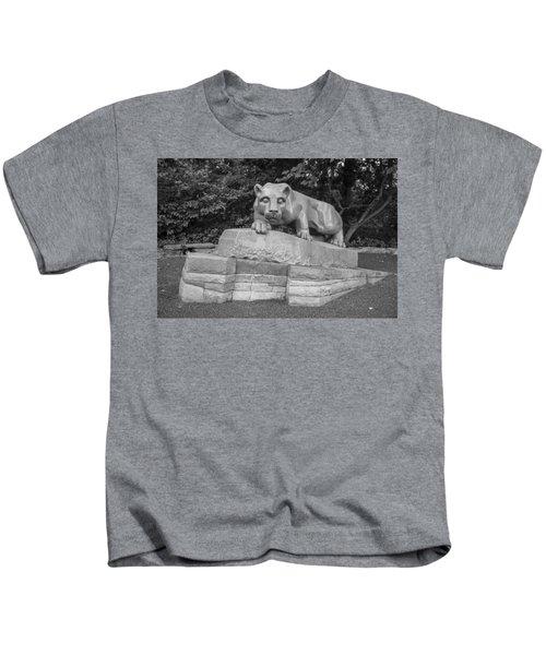 Nitty Lyon  Kids T-Shirt