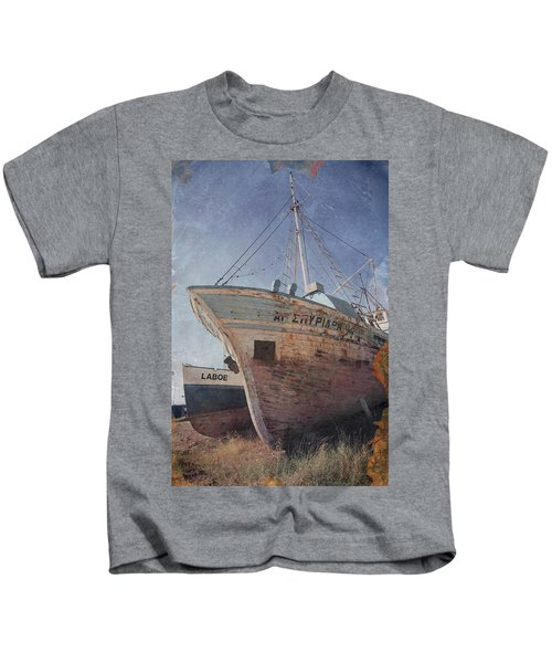 No More Fish Kids T-Shirt