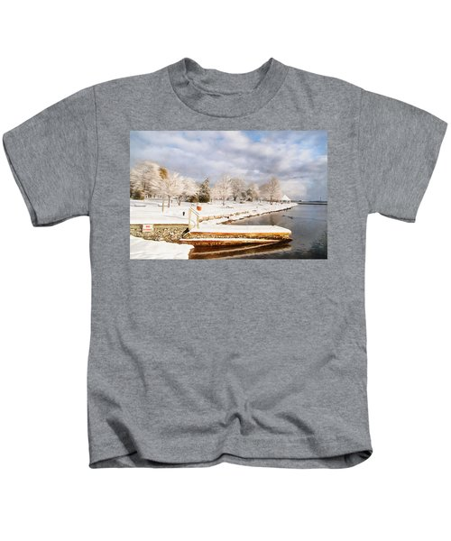 No Swimming Kids T-Shirt
