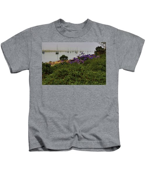 No Wind For Sailing Kids T-Shirt