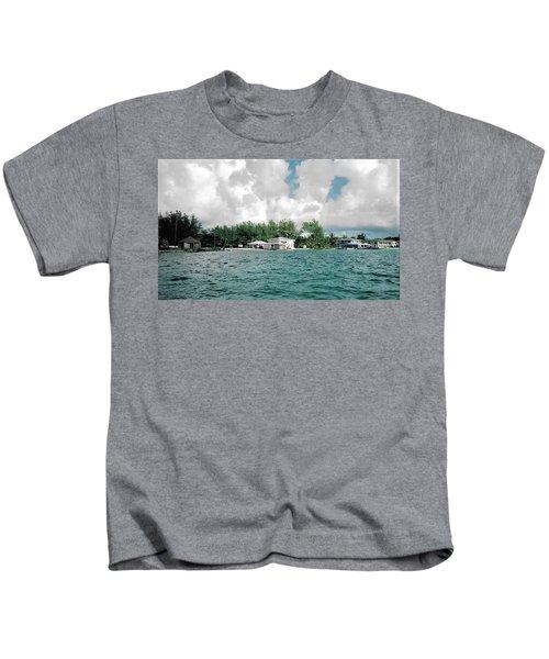 North Bimini Airport Kids T-Shirt