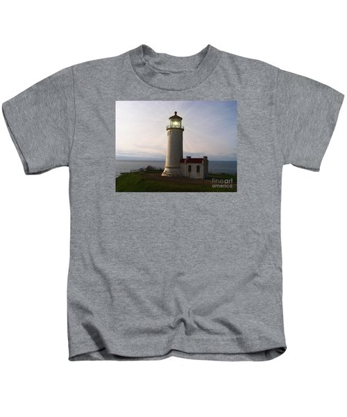 North Head Light Kids T-Shirt