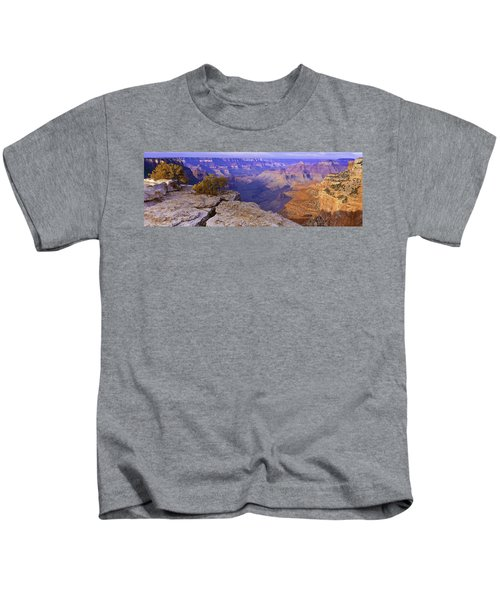 North Rim Grand Canyon Kids T-Shirt