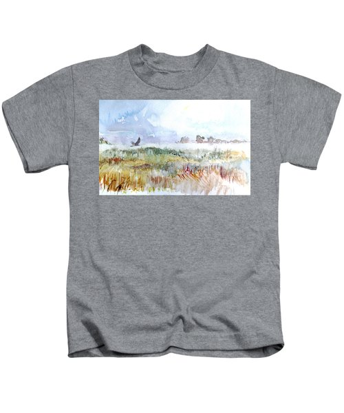 Northern Harrier Kids T-Shirt