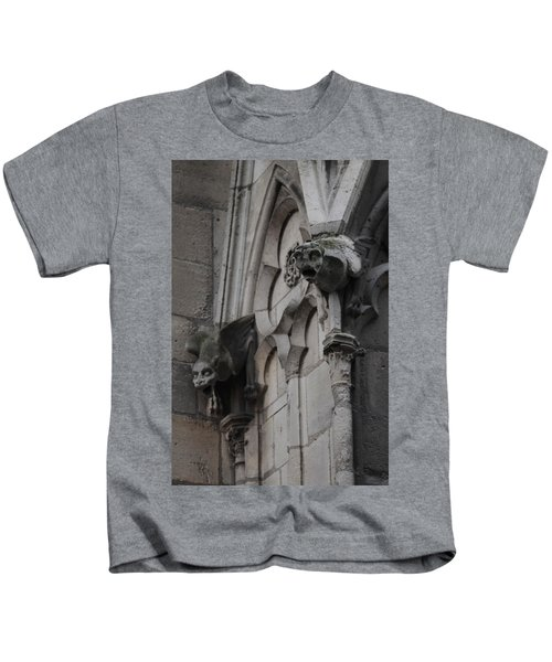 Notre Dame Grotesques Kids T-Shirt