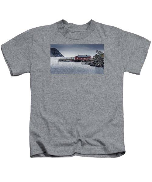 Nusfjord Rorbu Kids T-Shirt