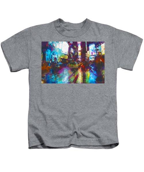 Nyc Canyon Kids T-Shirt