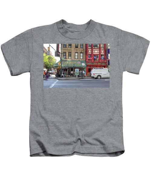 Nyc Deli And Grocery  Kids T-Shirt