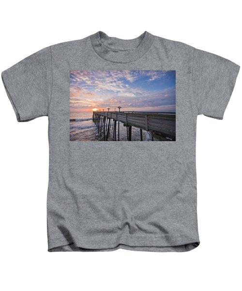 Obx Sunrise Kids T-Shirt