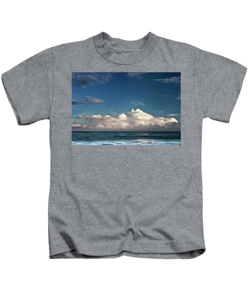 Ocean Horizon Kids T-Shirt