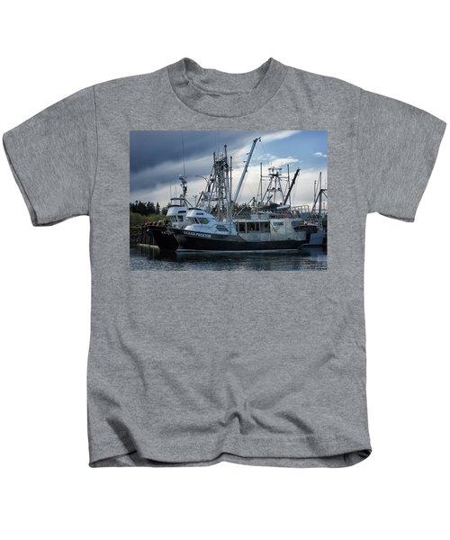 Ocean Phoenix Kids T-Shirt