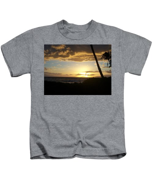 Ocean Sunset Kids T-Shirt