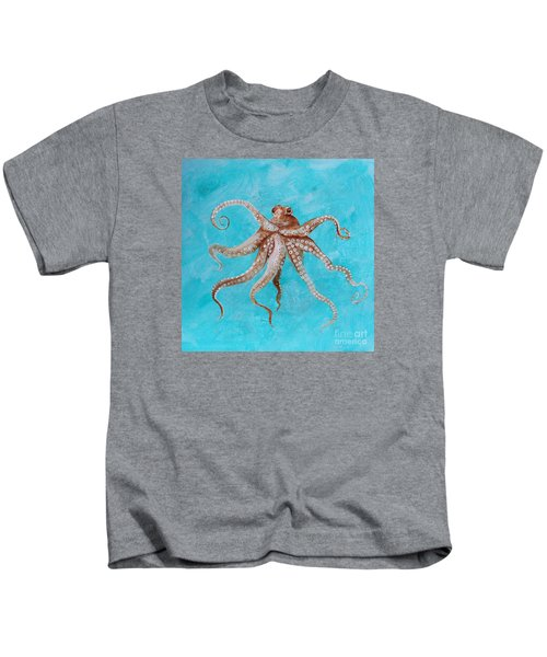 Octopus Kids T-Shirt