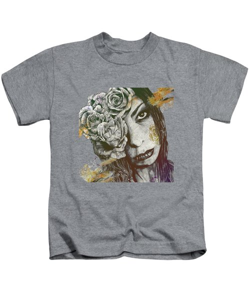 Of Suffering - Autumn Kids T-Shirt