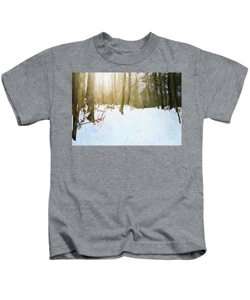 Off The Beaten Path Kids T-Shirt