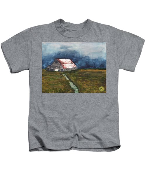 Old Barn Kids T-Shirt