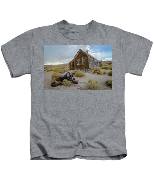 Old Bodie House II Kids T-Shirt