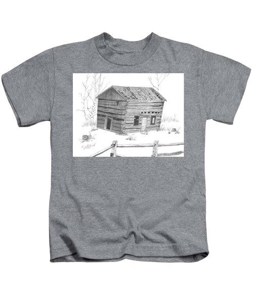 Old Cabin Kids T-Shirt