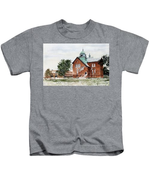 Oklahoma State University Old Central Kids T-Shirt