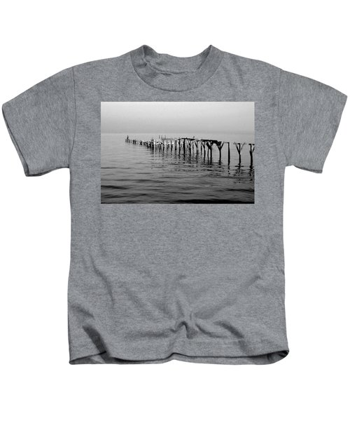 Old Dock  Kids T-Shirt