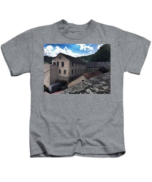 Old Factory  Kids T-Shirt