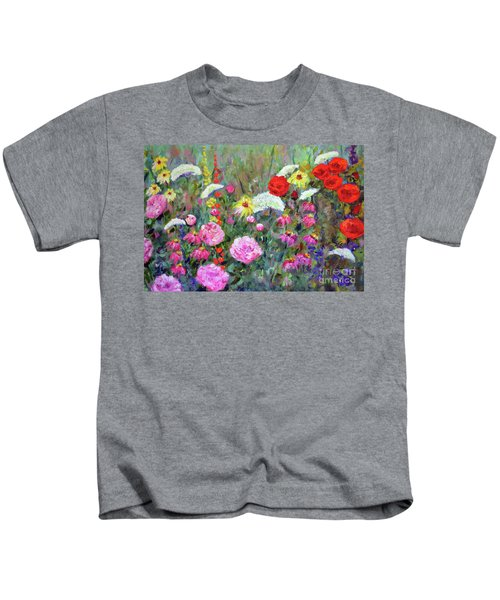 Old Fashioned Garden Kids T-Shirt
