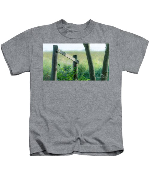 Old Hand Rail Kids T-Shirt